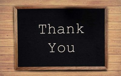 How Does Your Business Say Thank You?