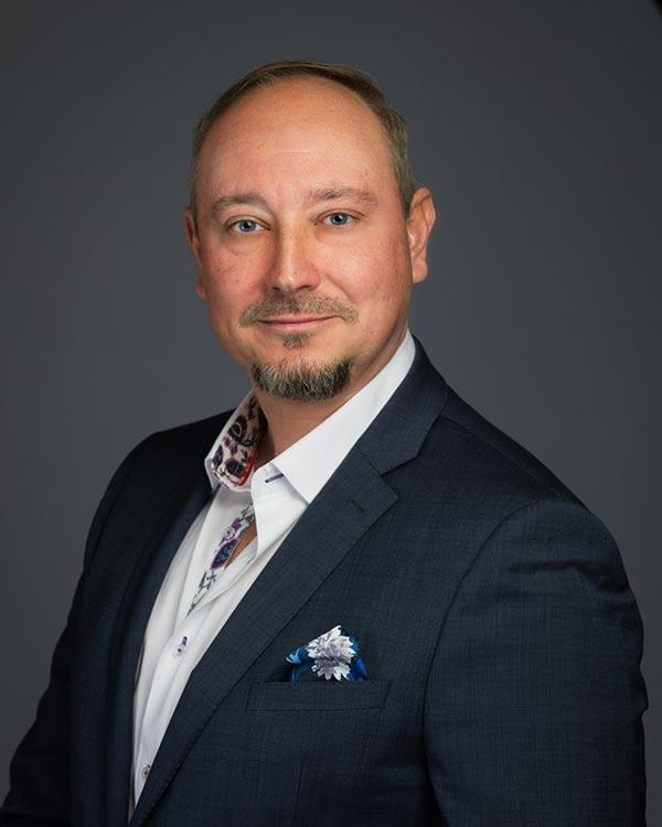 Roberto Ficzere Portrait Picture