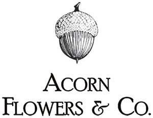 Acorn Flowers Logo