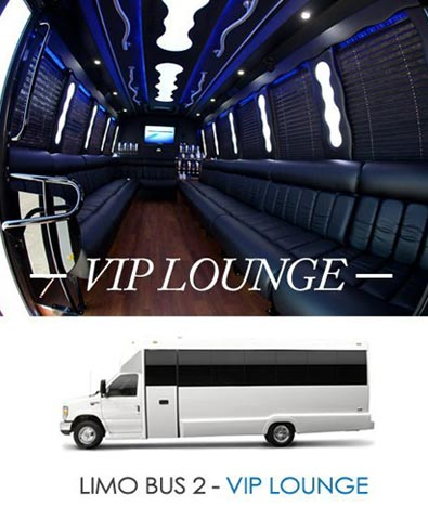 Limo Bus VIP Lounge 2