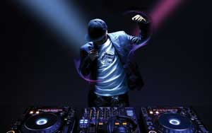 DJ Entertainment Vendor Category Image
