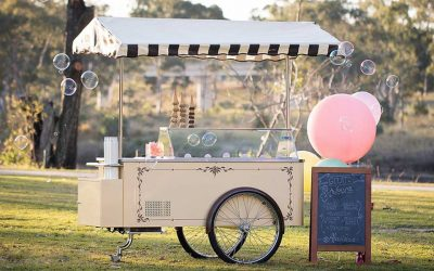 Why You Should Hire a Gelato Cart for Your Wedding