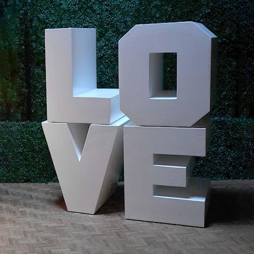 3D Love Letters