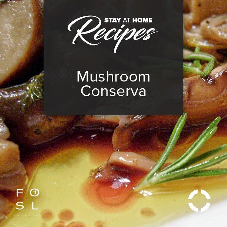 Mushroom Conserva