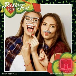 Pickle Fest Virtual Booth Photo